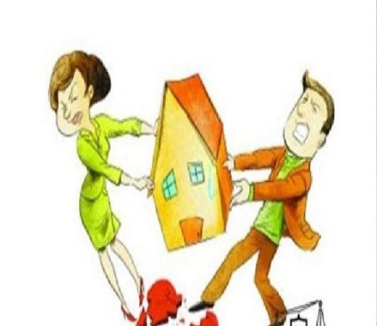Định đoạt tài sản chung của vợ chồng khi làm thủ tục ly hôn?